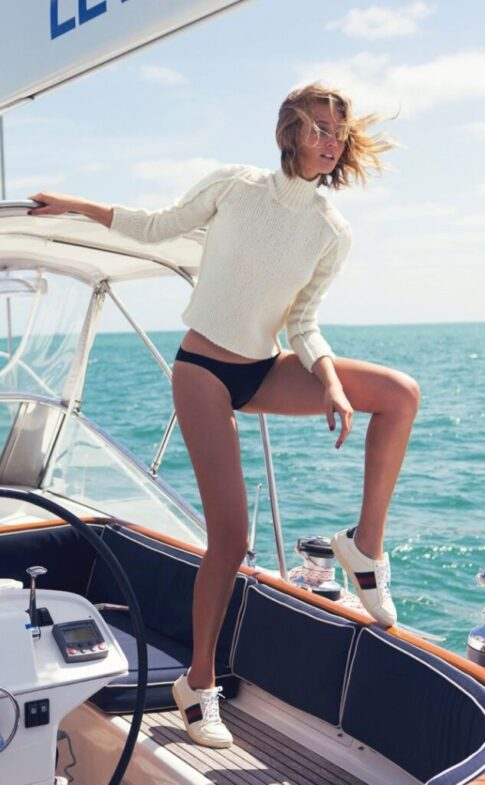 fashiongonerogue.com Toni-Garrn-Gets-Nautical-for-The-Edit-Talks-Hcc9b96a2b300aedbb31ba76a5069a843